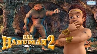 Bal Hanuman 2 Hindi Full Movie In 15 Mins - Superhit Animated Movie