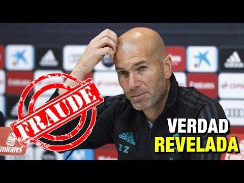 EL GRAN FRAUDE que llevó al Equipo de Zidane a la FINAL | Buffon no se va thumbnail