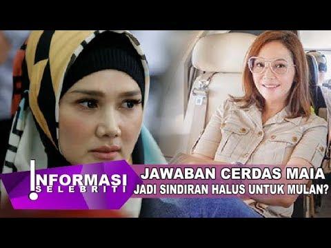 Download  Merinding! Mulan Jameela Sampai Tertohok Dengar Jawaban Maia Estianty? Gratis, download lagu terbaru