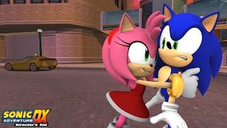 Sonic Adventure DX (PC) [4K] - Sonic's Story (3/5)
