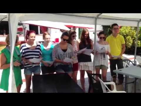 Canción Juanes Cantada Por Nuestros Alumnos