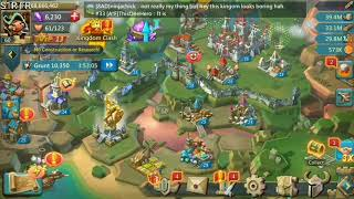 Lords Mobile - KVK July - Trap Series