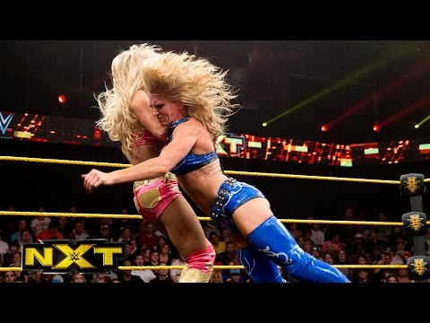 Charlotte Vs. Summer Rae – Nxt Women's Championship Match: Wwe Nxt, July 24, 2014 video