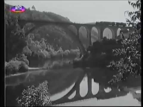 Sever do Vouga - Linha do Vale do Vouga (Excertos do filme A Luz Vem do Alto, de 1959)