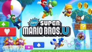 New Super Mario Bros. U - recenzja (Nintendo Wii U) - test review PL