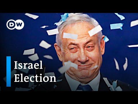 Netanyahu 2020 Seçimini Yine Kazandı