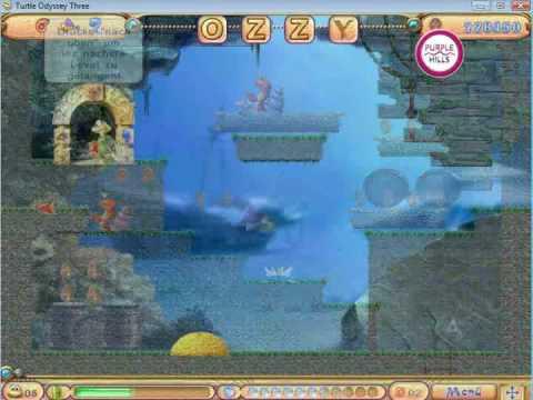 Turtle Odyssey 3 - YouTube