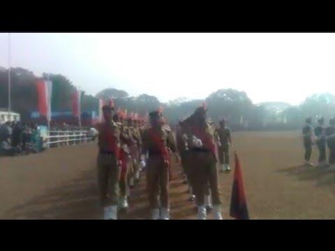 Civil Defence Republic Day at Agartala 2016