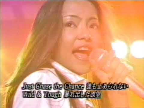 安室奈美恵(Namie Amuro) - Chase The Chance, Don't Wanna Cry(1996.06.10. HEY! HEY! HEY! MUSIC CHAMP)