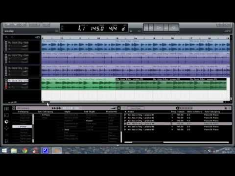 How to make a simple song in SEQUEL LE tutorial