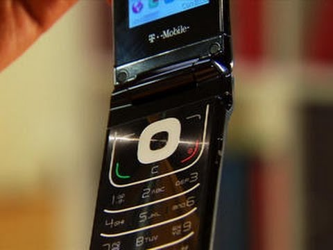 T-Mobile 768 flip phone goes back to basics