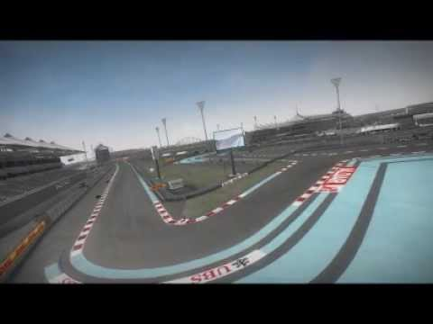 F1 2012 full - 1st day training - Gameplay