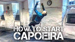 How To Start Capoeira With These 8 Exercises