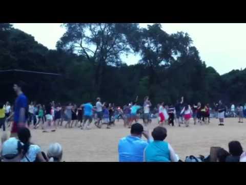New York Observer - Central Park Philharmonic Dance