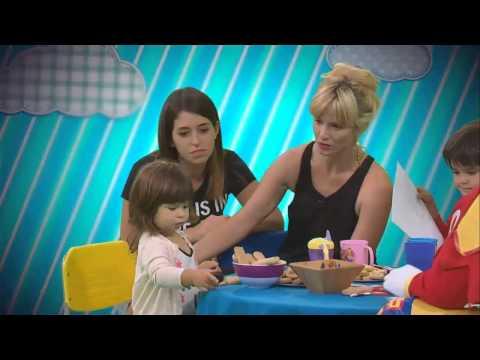 Margarita, Santino y Griselda Siciliani desayunaron con Piñón Fijo