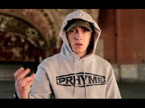 Eminem Raps About Punching Lana Del Rey in the Face in New Shady CXVPHER Freestyle Video