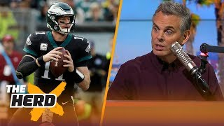 Herd Hierarchy: Colin's Top 10 NFL teams after 2017-18 Week 11 | THE HERD