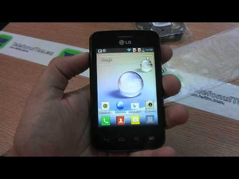 LG Optimus L3 II E430 / E435 Review HD (