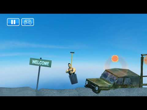 HammerMan 2 (A Ripoff Game Of Getting Over It) *RAGE GAME*