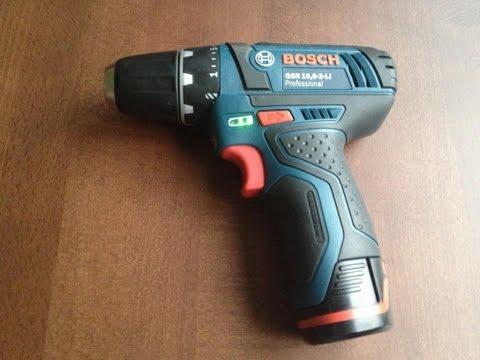 Bosch GSR-10.8v-2Li