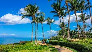 Wailea Beach Path, Maui, Hawaii, DJI Osmo 4K