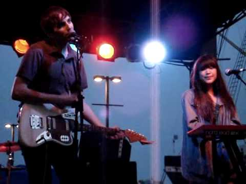 """Everything With You"" by Pains of Being Pure at Heart @ South Street Seaport"