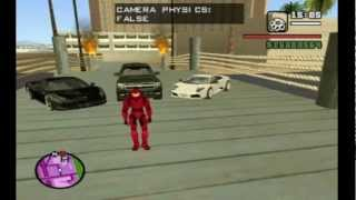 Gta San Andreas mod de break dance