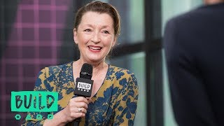 """Lesley Manville Chats About """"Mum"""""""