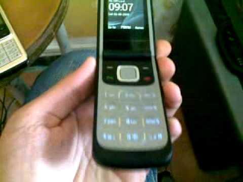 Nokia 2720 fold Deep discription