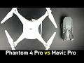 DJI Phantom 4 Pro Vs Mavic Pro What S The Best Drone mp3