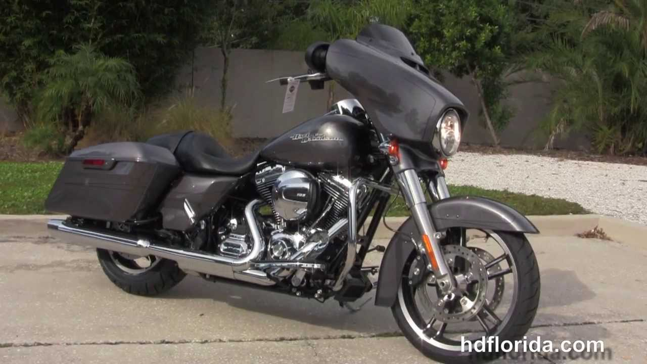 New 2014 Harley Davidson Street Glide Special Motorcycles for sale - Project Rushmore - YouTube