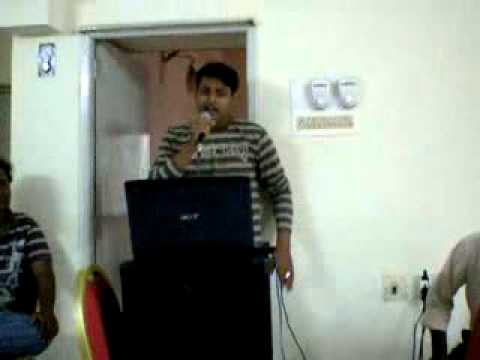 YE JHUKE JHUKE NAINA - Prasun Jha.mp4