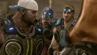 Backcom: Gears of War 3 - Act 1 - Part 2 on Xbox one