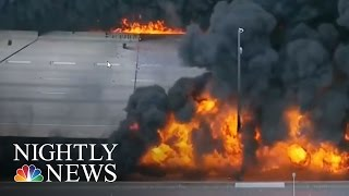State Of Emergency After Atlanta Bridge Collapse | NBC Nightly News