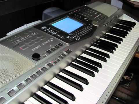 El C óndor Pasa - Yamaha PSR-2100