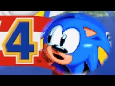 Sonic Mania is the REAL Sonic 4