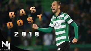 Bas Dost 2017/2018 HD ● Sporting CP ● Goals, Assists & Skills
