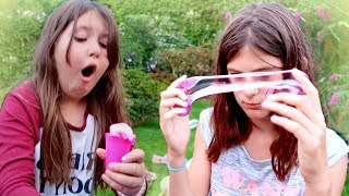 SLIME & SQUISHIES IN EUROPE!~Slime & Squishy Haul with my Cousin!