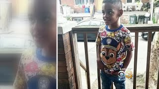 Police Release Video Of Vehicle Wanted In Hit And Run Death Of 5-Year-Old Boy