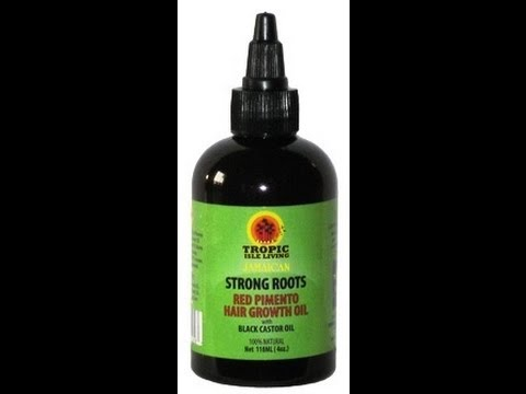 Strong Roots Red Pimento Hair Growth Oil Review