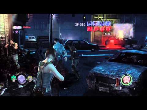 REORC Heroes Mode W/Kaiser Knuckles &Claire Redfield