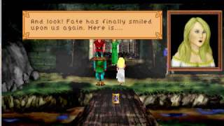 Let's Play King's Quest 3 VGA - Ending