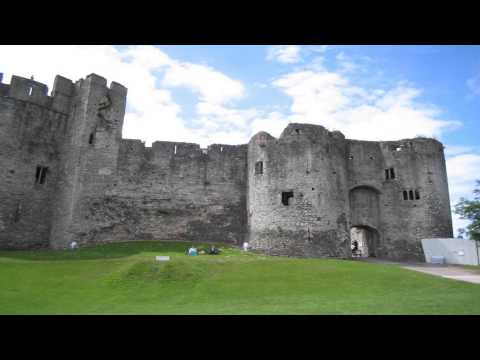 Chepstow Castle Patchway Gloucestershire