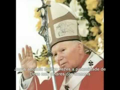 papa jo 227 o paulo ii canta o pater noster pope paul ii sings the pater noster