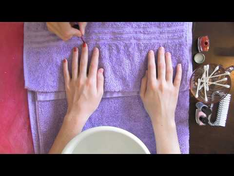 Binaural ASMR Spa # 2, Manicure & Hand Massage, Softly Spoken & Whispers, How To Paint Nails
