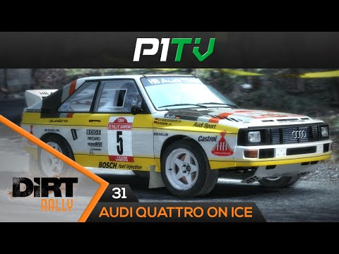DiRT Rally #31 | Audi on Ice, neue Monte! / Dirt Rally Karriere [TX] [60 FPS]