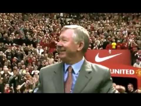 Sir Alex Ferguson Thank You For Everything  - 1986-2013 - Allways A Legend - HD