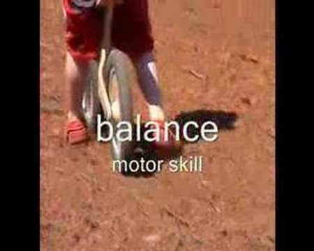Balance Bike Demonstration