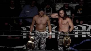 Broken Matt Hardy debut-return in Ring Of Honor (Final Battle 2016)