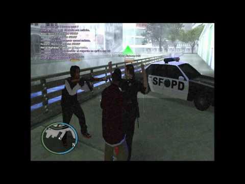 [GTA-RP] Racket d'un agent de police [ ECHEC ]